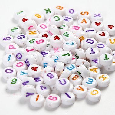Letterkralen / Beads
