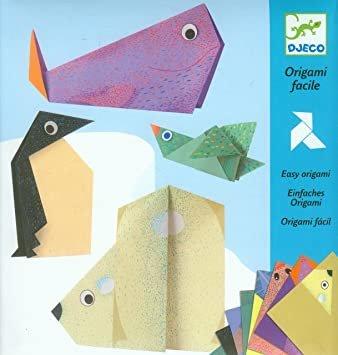 Origami Pooldieren / Djeco