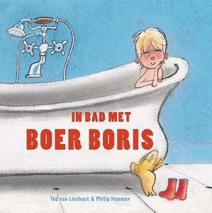 In bad met Boer Boris badboekje / Gottmer