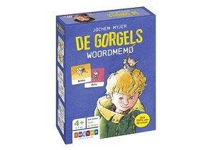 De Gorgels,woordmemo 4+ / Zwijsen