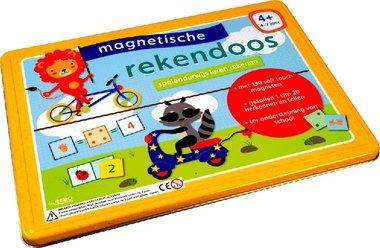 Magnetische rekendoos 4-7 jaar / Rebo