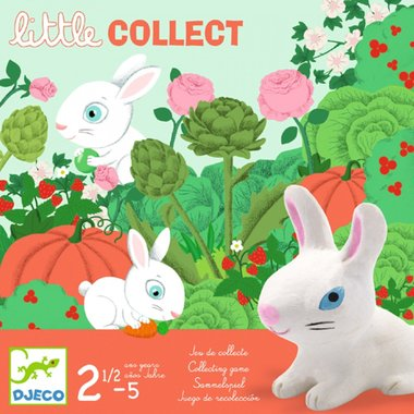 Verzamelspel (Little collect) 2+ / Djeco
