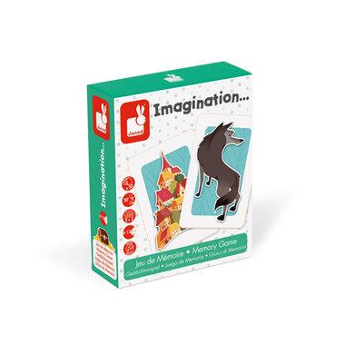 Kaartspel Imagination / Janod