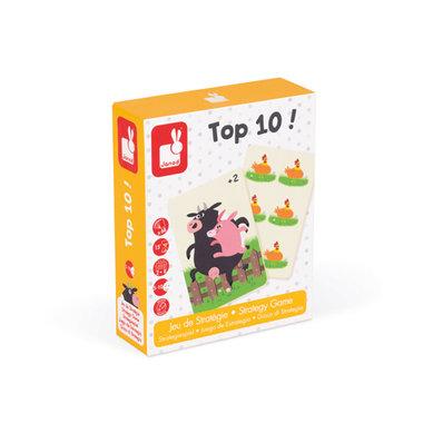 Kaartspel Top 10! / Janod