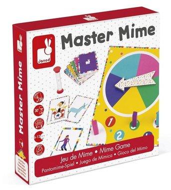 Spel Master Mime / Janod