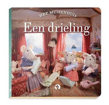 Het Muizenhuis: blokboekje Drieling 3+ / Karina Schaapman