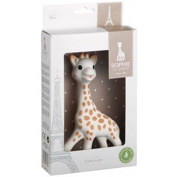Sophie de giraf bijtspeeltje in witte geschenkdoos / Sophie de giraf