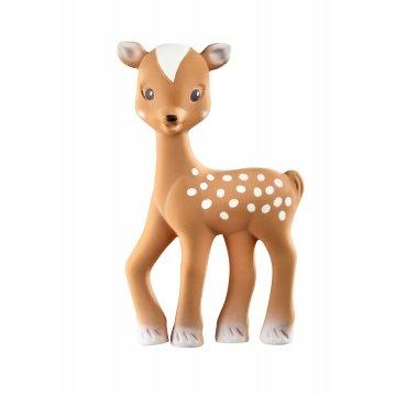 Bijtspeeltje FanFan het hertje (geschenkverpakking) / Sophie de giraf