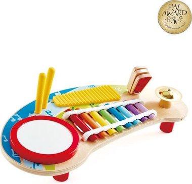 Mini band muziektafel / Hape