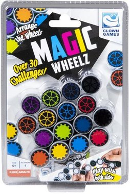 Clown Magic Wheelz / Clown Games