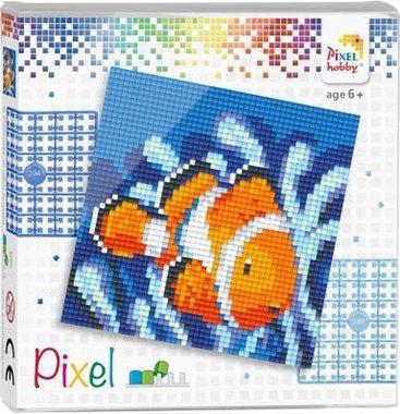 Pixel set Clownvis Nemo / Pixelhobby