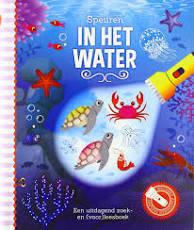 Zaklampboek - Speuren in het water / Lantaarn
