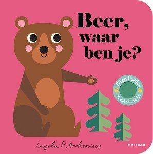 Beer, waar ben je (karton). 2+ / Gottmer