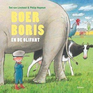 Boer Boris en de olifant. 2+ / Gottmer