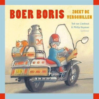 Boer Boris zoekt de verschillen 2+ / Gottmer