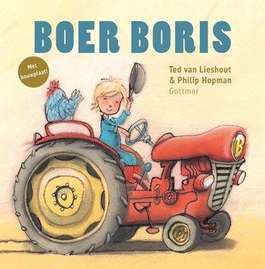 Boer Boris (met bouwplaat). 3+ / Gottmer