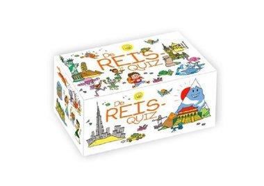 Quizbox: De Reis-quiz. 8+ / Ploegsma