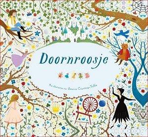 Geluidenboek Doornroosje. 4+ / Christofoor