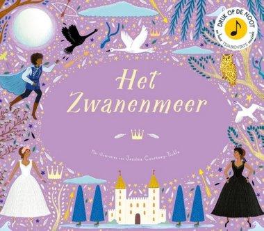 Geluidenboek Het Zwanenmeer. 4+ / Christofoor