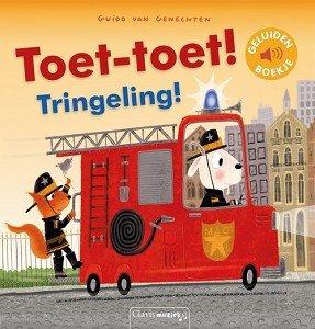 Geluidenboek: Toet-Toet tringeling 2+ / Clavis