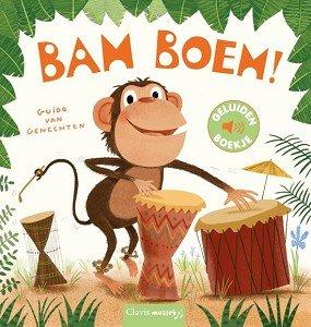 Geluidenboek: Bam Boem 2+ / Clavis
