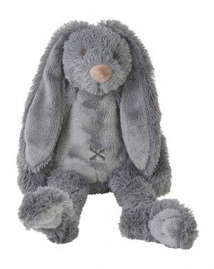 Konijn knuffel Tiny Deep Grey Rabbit Richie / Happy Horse