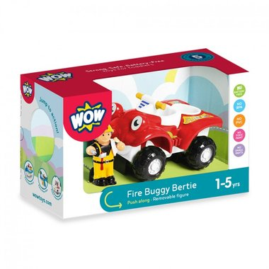 Fire Buggy Bertie / WOW Toys