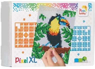 Pixel XL set Toekan / Pixelhobby