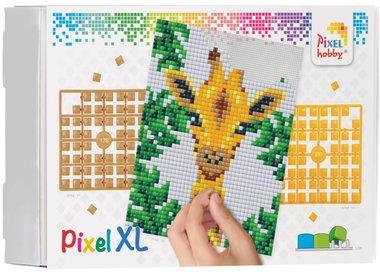 Pixel XL set Giraf / Pixelhobby