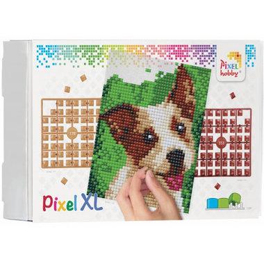 Pixel XL set Terriër / Pixelhobby