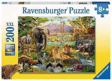 Dieren van de savanne (200 XXL) / Ravensburger