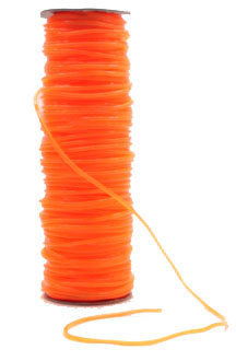 Oranje springtouw (per meter)
