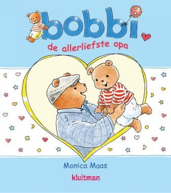 Bobbi de allerliefste opa. 2+
