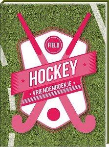 Vriendenboek Hockey