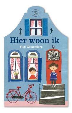 Hier woon ik (kartonboek). 1+ / Fiep Westendorp