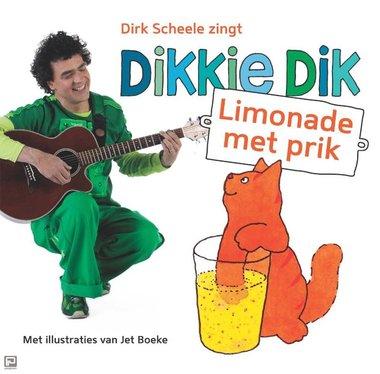 Dirk Scheele zingt Dikkie Dik Limonade met Prik / Gottmer