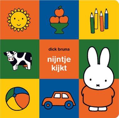 Nijntje kijkt (kartonboekje). 1+ / Dick Bruna