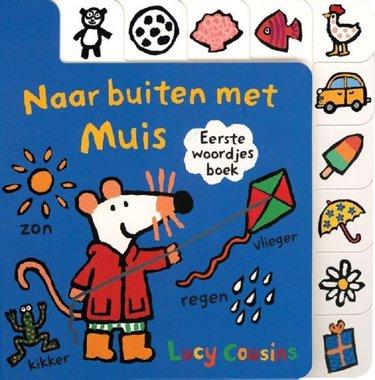 Naar buiten met Muis (karton). 2+ / Leopold