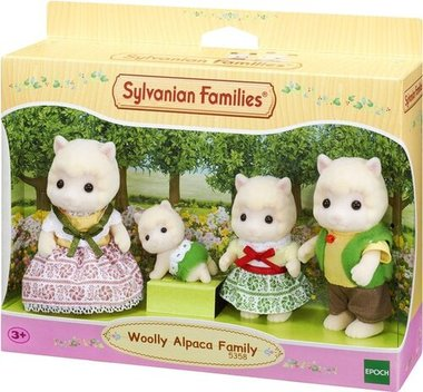 Familie Alpaca / Sylvanian Families