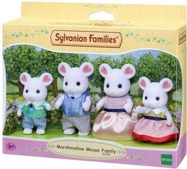Familie Marshmallow Muis / Sylvanian Families
