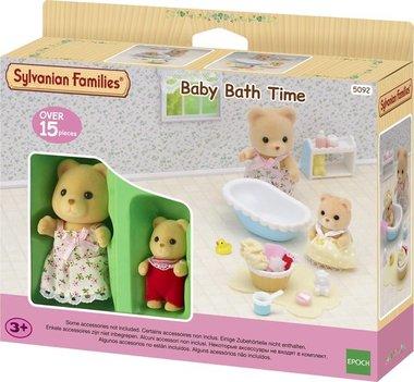 Baby's badtijd / Sylvanian Families