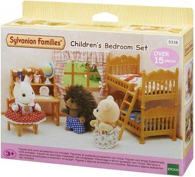 Kinderslaapkamerset / Sylvanian Families