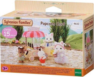 Popcornkar / Sylvanian-Families