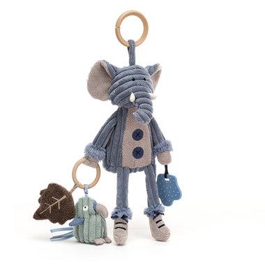 Olifant Cordy Elephant Activity Toy / JellyCat