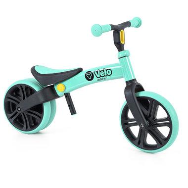 YVELO Junior loopfiets groen (1,5-4 jaar) / Yvolution