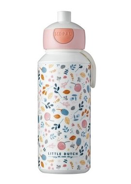Drinkfles pop-up - Spring Flowers (Little Dutch) / Mepal