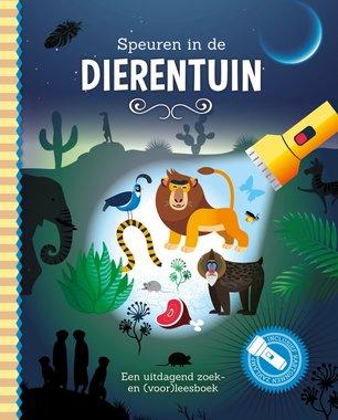 Zaklampboek - Speuren in de dierentuin / Lantaarn