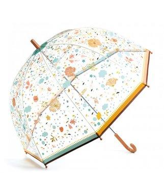 Paraplu voor Volwassenen Kleine Bloemen / Djeco