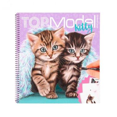 Create your Kitty kleurboek / TOPModel