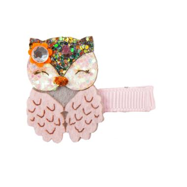 Boutique Dear Owl Hairclip / Great Pretenders